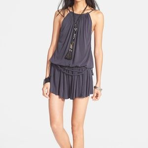 Free People Dust in the Wind Sleeveless Romper